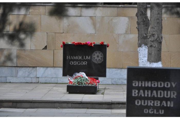 Bakıda 32 naməlum şəhidin məzarı açılıb, nümunələr götürülüb — RƏSMİ