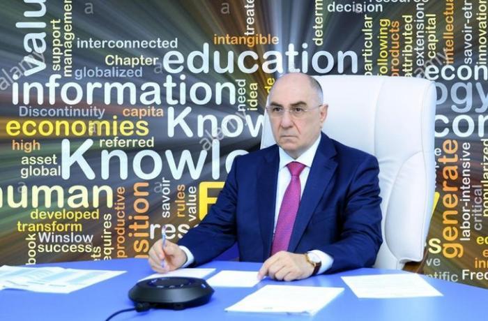 """Rasim Əliquliyev: """"Azərbaycan son illər İKT sahəsində böyük nailiyyətlər əldə edib"""""""