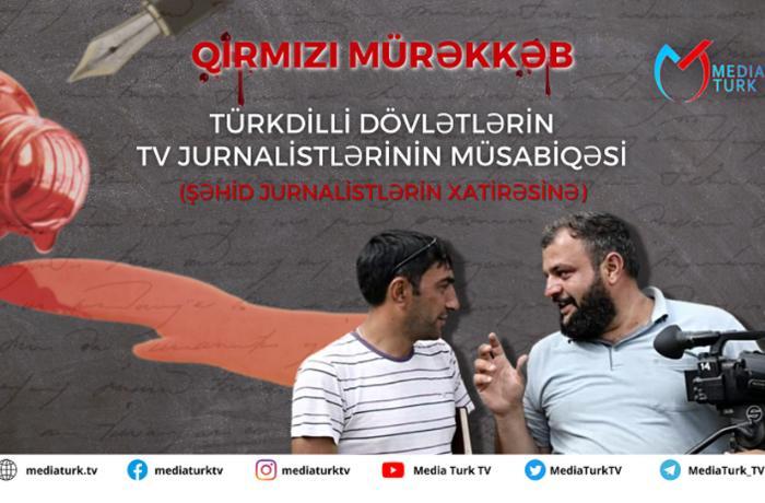 Şəhid jurnalistlərin xatirəsinə müsabiqə elan olundu