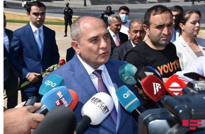 """Tahir Budaqov: """"Azərbaycan və Türkiyənin hakim partiyaları müştərək fəaliyyət göstərəcək"""""""