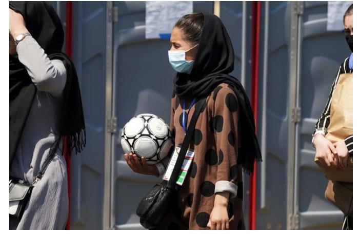 Əfqanıstanda qadın futbolçular ölkədən qaçdı