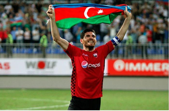 """Cavid Hüseynov """"Cəbrayıl"""" futbol klubu yaratdı"""