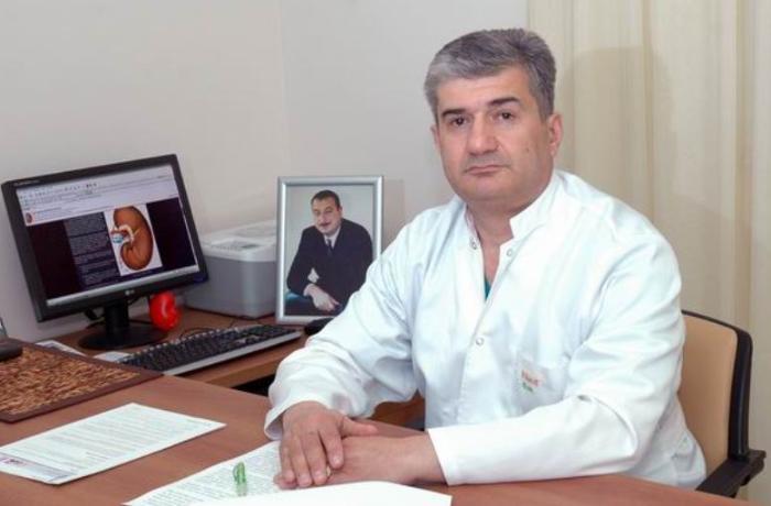Uroloji Xəstəxanaya yeni direktor təyin edildi