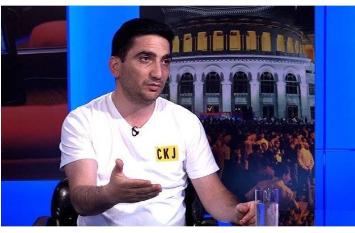 """Erməni jurnalist Paşinyana: """"Millət sizi ayaqlar altında əzəcək"""""""