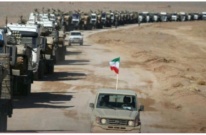 İran Araz qırağına qoşun yığır