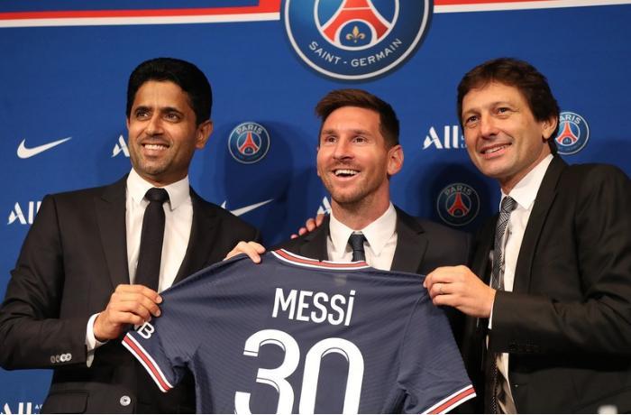 Messinin PSJ-dəki maaşı açıqlandı