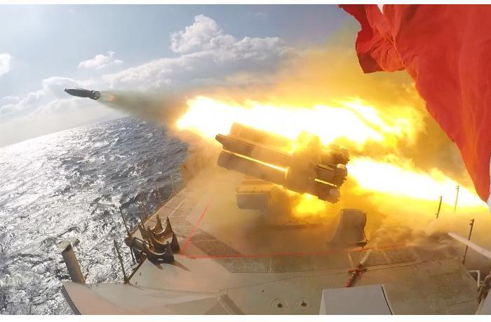 Türkiyə Silahlı Qüvvələri dənizdə təlimlərə başladı — FOTO
