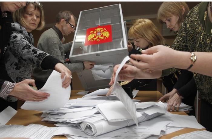 Rusiyada Dumaya seçkilər başa çatdı