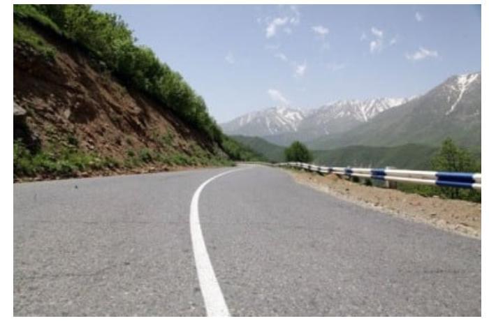 Gorus-Qafan yolunda iki erməni İTKİN DÜŞDÜ