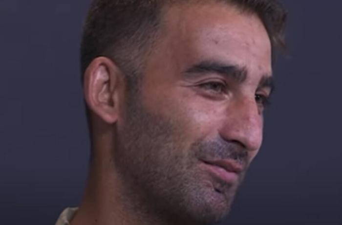 """62 ermənini əsir götürüb """"Cücələrim"""" mahnısı oxutduran XTQ igidimiz — VİDEO"""