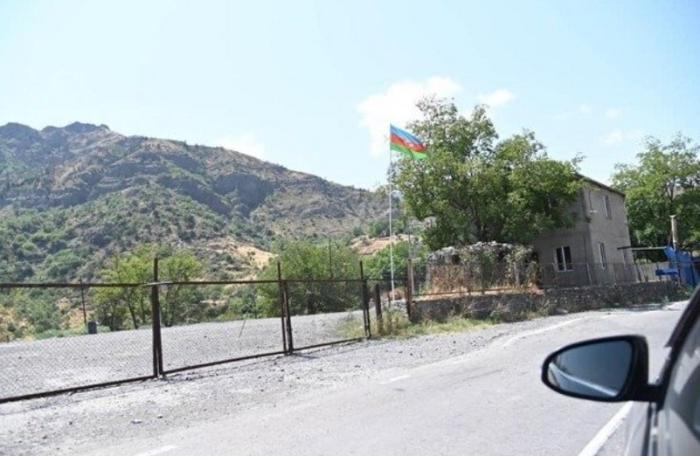 Azərbaycan ərazisinə keçmiş mülki erməniləri qarşı tərəfə qaytardı