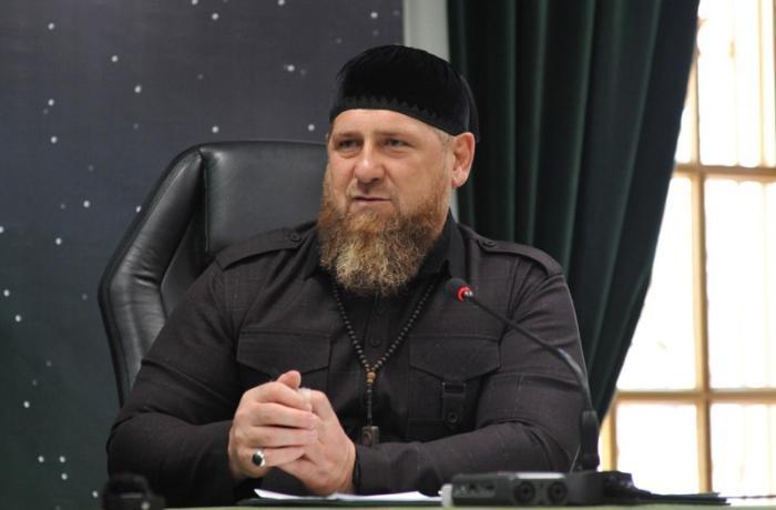 Ramzan Kadırov yenidən Çeçenistan rəhbəri seçildi