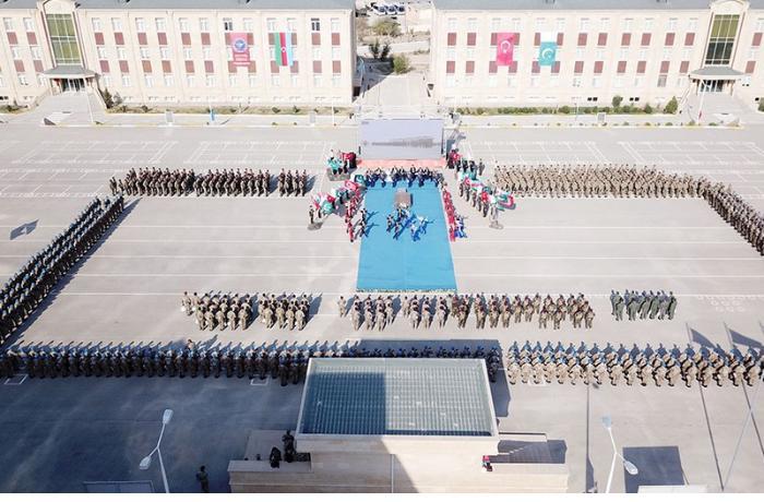 Azərbaycan, Türkiyə və Pakistanın xüsusi təyinatlılarının təlimi başa çatdı — VİDEO