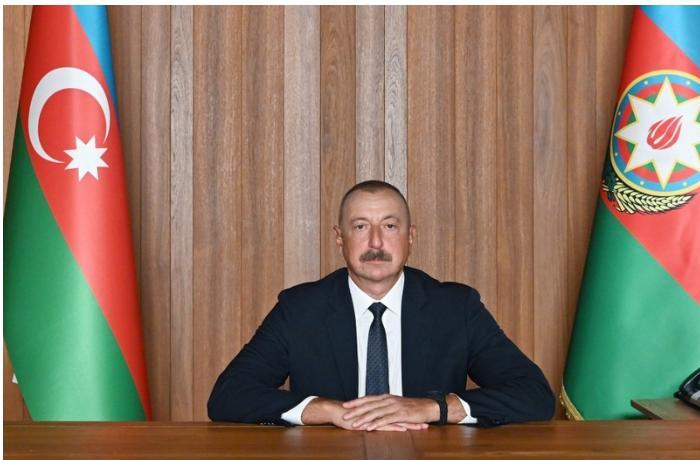 İlham Əliyev BMT Baş Assambleyasının 76-cı sessiyasında çıxış etdi