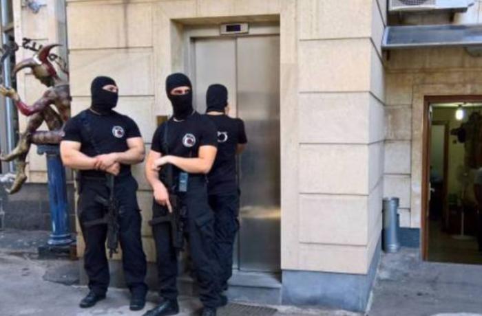 Ermənistan ordusunda sabiq idarə rəhbəri saxlanıldı