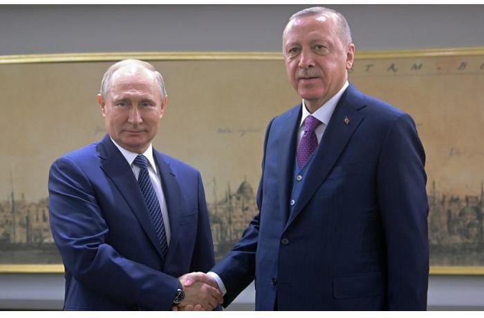 """Ərdoğan Putinə: """"Antitel göstəriciniz çox aşağıdır"""" — MARAQLI DİALOQ"""