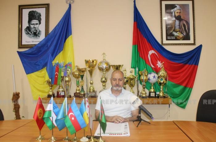Azərbaycanlılar Dnepropetrovskda fəaliyyətlərini genişləndirirlər — FOTOLAR