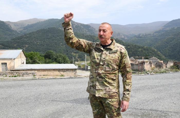 Ali Baş Komandan və ordusunun şanlı qələbəsinə həsr olunmuş film hazırlanır — VİDEO