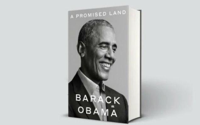 Obamanın kitabı rekorda imza atdı