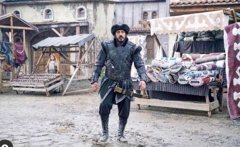 """Zabit Səmədov """"Kurtuluş Osman""""ın bu bölümündə ekrana çıxır"""